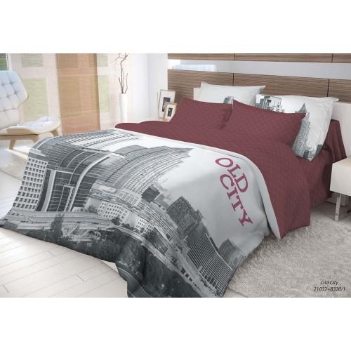 Комплект постельного белья Волшебная ночь «Old city»