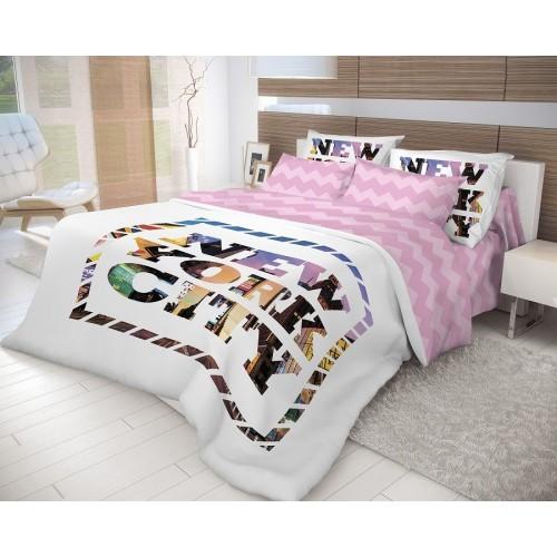 Комплект постельного белья Волшебная ночь «New York»