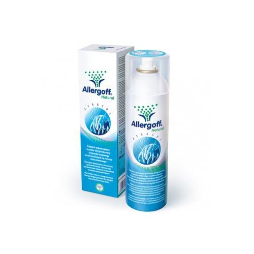 Спрей Allergoff против клещей домашней пыли